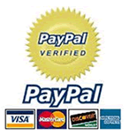 We use PayPal for payment